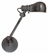 Hudson Valley 3941 Laconia Swing Arm Transitional 17 Inch Tall Wall Lamp With Hi-Lo Switch