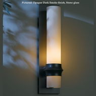 Hubbardton Forge 30-4935 Rook Outdoor Large 25 Inch Tall Cylinder Wall Lamp