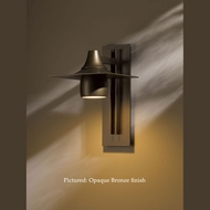 Hubbardton Forge 30-6567 Hood Transitional Dark Sky 16 Inch Tall Exterior Sconce