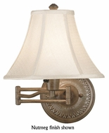 Kenroy Home 21395 Amherst Traditional Swing Arm Lamp