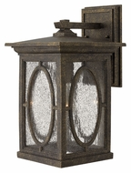 Hinkley 1494AM Randolph Large 13 Inch Tall Autumn Finish Outdoor Wall Light Fixture