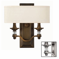 Hinkley 4900 Sussex Two-Light Wall Sconce