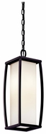 Kichler 49341AZ Bowen Contemporary Outdoor Pendant Lighting