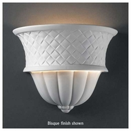 Justice Design 1485 Ambiance Capri Wall Sconce