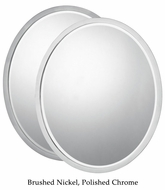 Quoizel QR42420 Soho Oval 24 Inch Tall Wall Mounted Mirror