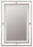 Quoizel DW43222BN Downtown Contemporary Wall Mirror