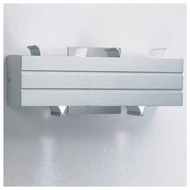 Zaneen D93026 Paral.Lel Large Contemporary Wall Sconce w/ Louvers