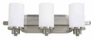 Artcraft AC1303 Aspen 3-light Contemporary Vanity Light