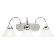 Kichler 5993 Telford 24 Inch Wide Transitional Vanity Light Fixture