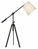 Kenroy Home 21455ORB Axel 20 Inch Tall Transitional Tripod Desk Lamp