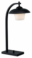 Kenroy Home 32001ORB Lika Oil Rubbed Bronze Finish 21 Inch Tall Desk Lamp