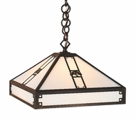 Arroyo Craftsman PH-11 Pasadena Craftsman Pendant Light - 43.5 inches tall