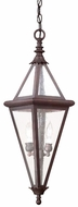 Troy FCD8996OR Geneva Traditional Outdoor Pendant Light