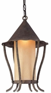 Troy F1428VA Nottingham Outdoor Hanging Pendant Light - 12.75 inches wide