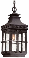 Troy FCD8973NB Dover Traditional Outdoor Hanging Pendant Light
