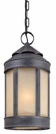 Troy F1468AI Anderson's Forge Outdoor Pendant Light - 9 inches wide