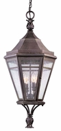 Troy F1277NR Morgan Hill Traditional Outdoor Pendant Light - 15 inches wide