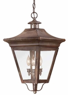 Troy F8935NR Oxford Traditional Outdoor Pendant Light - 13.25 inches wide