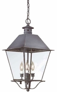 Troy F9139CI Montgomery Outdoor Pendant Light - 12.25 inches wide