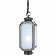 Troy F2005HB Lexington Small Outdoor Hanging Ceiling Lantern
