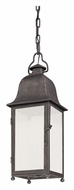 Troy FF3217 Larchmont Fluorescent Traditional Aged Pewter Finish Outdoor Drop Lighting