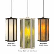 Wilmette Lighting Mini-Pendants and heads
