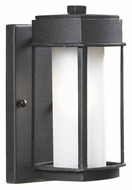 Kenroy Home 92001CBRZ Sentinel Small Copper Bronze Finish 10 Inch Tall Outdoor Wall Light