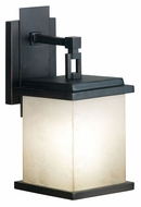 Kenroy Home 70210ORB Plateau Small Oil Rubbed Bronze Finish 11 Inch Tall Exterior Sconce