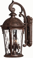 Hinkley 1898RK Windsor 3 Light Outdoor 20 inch Wall Sconce
