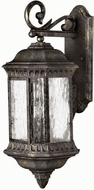 Hinkley 1725BG Regal 3 Light Traditional 23 Inch Outdoor Wall Sconce