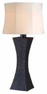 Kenroy Home 32204BRZ Weaver 31 Inch Tall Bronze Wet-Rated Table Lighting