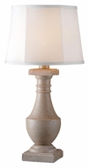 Kenroy Home 32223COQN Patio 30 Inch Tall Coquina Finish Table Lighting