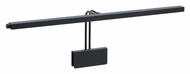 House of Troy GPLED26-7 Grand Piano LED Black Finish 26 Inch Wide Piano Light
