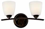 Kichler 45359OZ Granby 2-light Bathroom Lighting Vanity in Olde Bronze