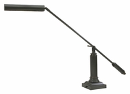 House of Troy P10-191-81 Grand Piano Mahogany Bronze Finish 26 Inch Tall Fluorescent Piano Lamp