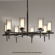 Hubbardton Forge 878683 Constellation Large 8 Lamp Chandelier Lighting Fixture