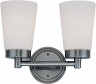 Lite Source LS16902 Alvina Modern 2-light Bathroom Lighting Vanity