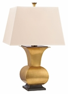 Hudson Valley L476VB Water Mill Large Transitional 35 Inch Tall Brass Table Lamp