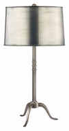 Hudson Valley L814 Burton Metal Shade 30 Inch Tall Transitional Table Lamp