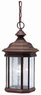 Kichler 9810TZ Kirkwood Outdoor Ceiling Mount Bronze Outdoor Hanging Lamp