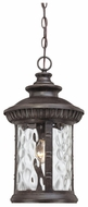 Quoizel CHI1911IB Chimera Outdoor Bronze 11 Inch Diameter Lantern Pendant Light