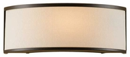 Feiss WB1461ORB Stelle Wide Wall Sconce