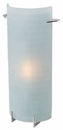 Access 62060-BS Oxygen Contemporary Halogen Wall Sconce