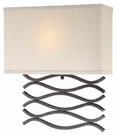 Lite Source LS16917 Jaylee Contemporary Fluorescent Wall Sconce