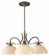 Feiss F24253CB Kinsey Contemporary Mini Chandelier