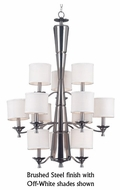 Kenroy Home 90428 Accolade 12-Light Chandelier