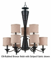 Kenroy Home 90429 Accolade 9-Light Chandelier