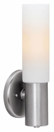 Access 20435-BS Cobalt�Brushed Steel Finish 12 Inch Tall Modern Lighting Sconce