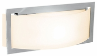 Access 62104 Argon Contemporary 1 Light Halogen Wall / Vanity Fixture