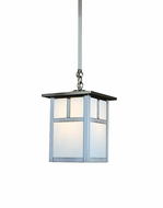 Arroyo Craftsman MSH-5 Mission Craftsman Outdoor Hanging Pendant Light - 4.875 inches wide
